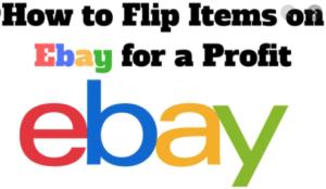 Resell-on-eBay