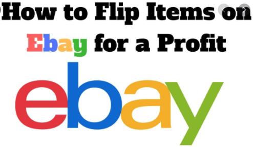 resell on ebay