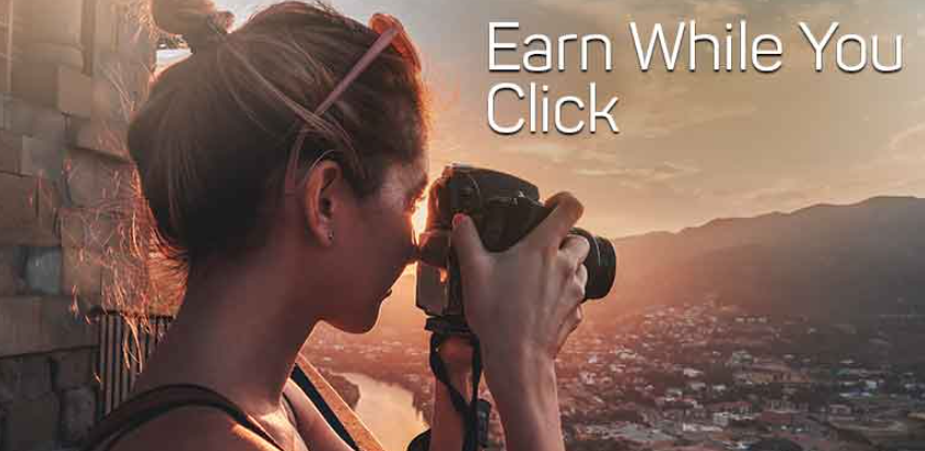 Online Jobs From Home - Click And Sell Photos