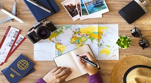 travel writing making money