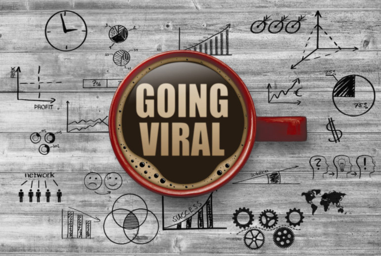 create a viral website