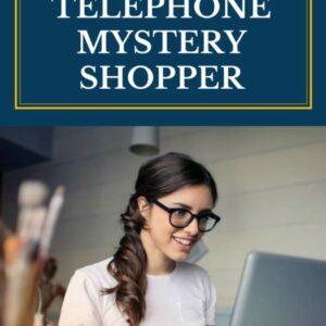 telephone mystery shopper