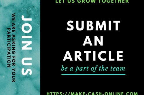 submit an article board