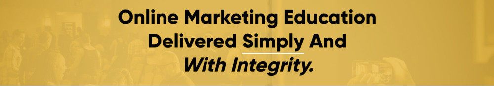 tag line of Legendary marketer