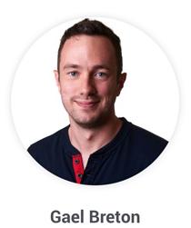 Gael Breton -  co-owner of Authority Hacker