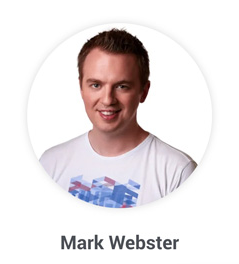 Mark Webster, co-owner of Authority Hacker