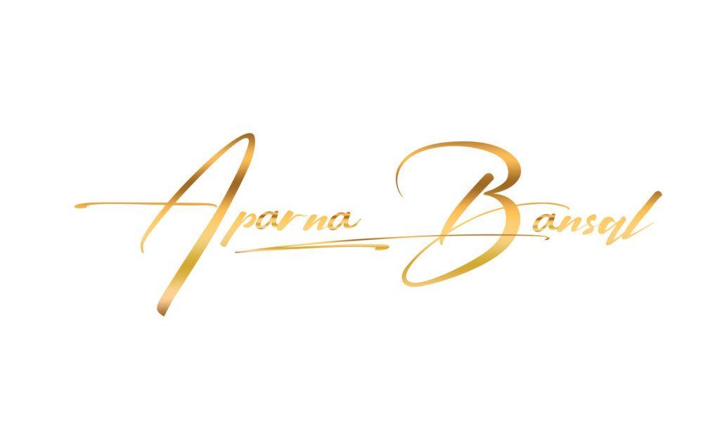 Aparna Bansal Signature logo