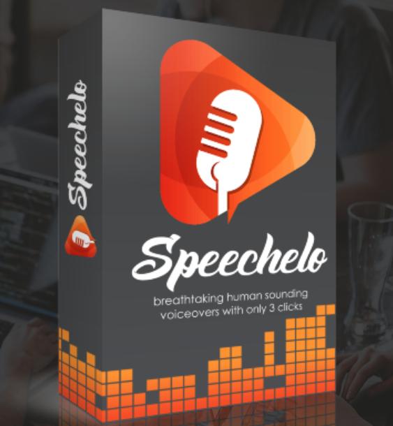 Speechelo ad