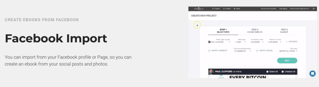 Power Features in Designrr