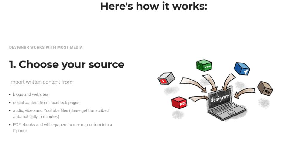 How designrr works