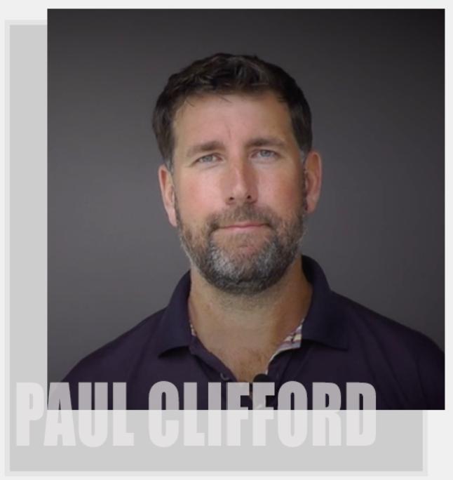 Paul Clifford owner of Designrr