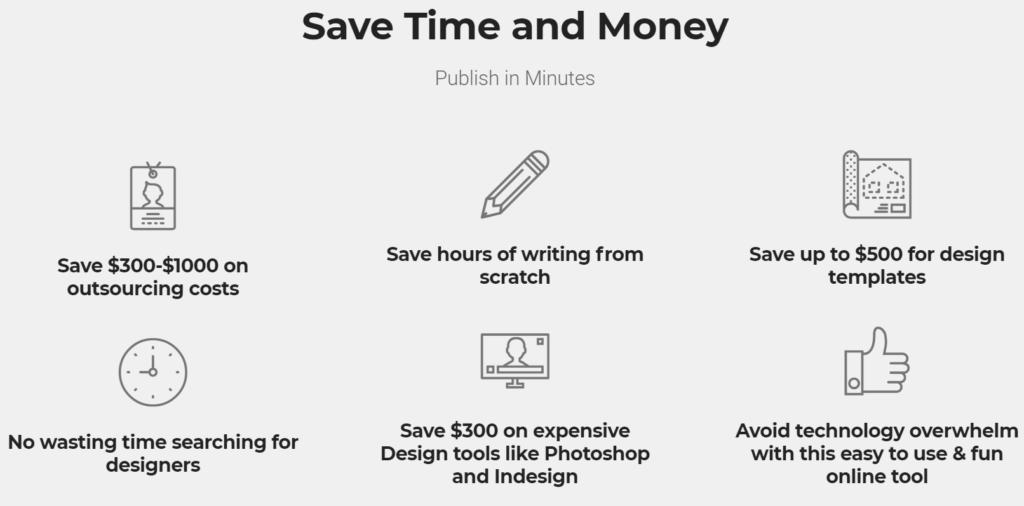 Designrr publish ebooks in minutes