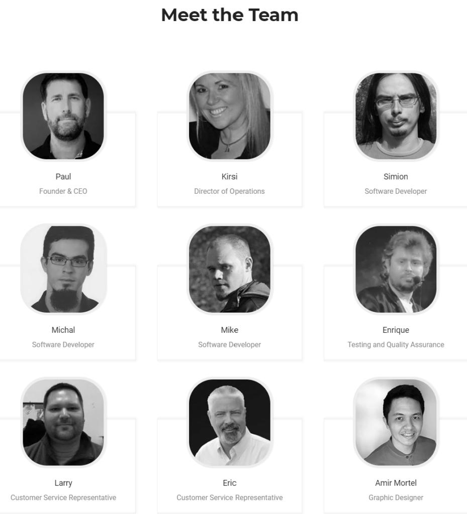 The Designrr Team