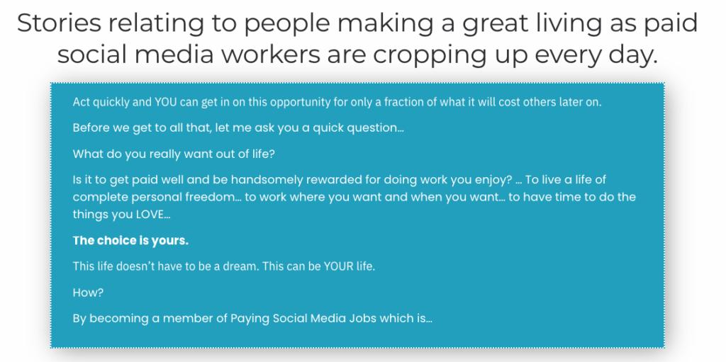 social media specialist jobs