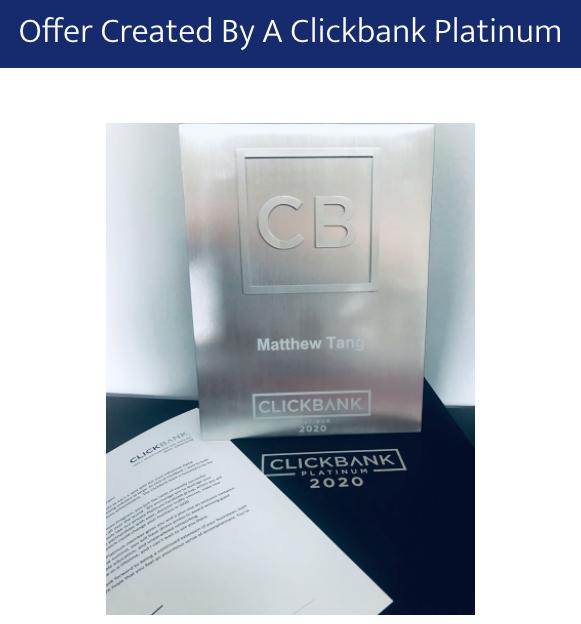Clickbank Platinum Igor