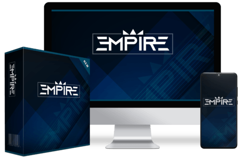 What is Empire about empire by fergal downes