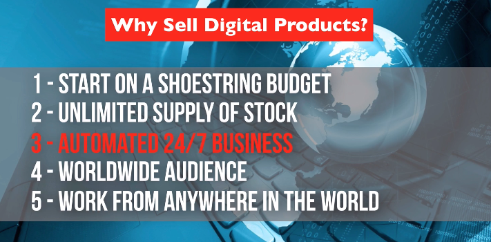 Why sell digital products  John Thornhill Ambassador Program