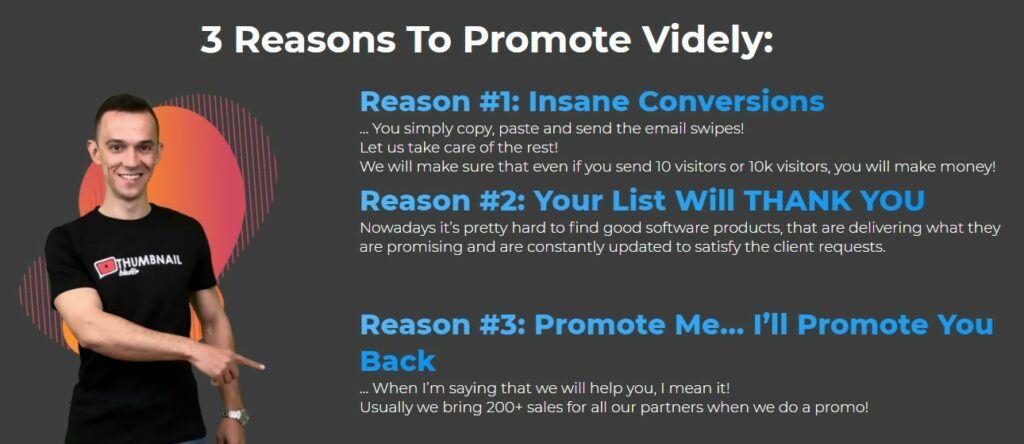 Videly affiliate program make-cash-online
