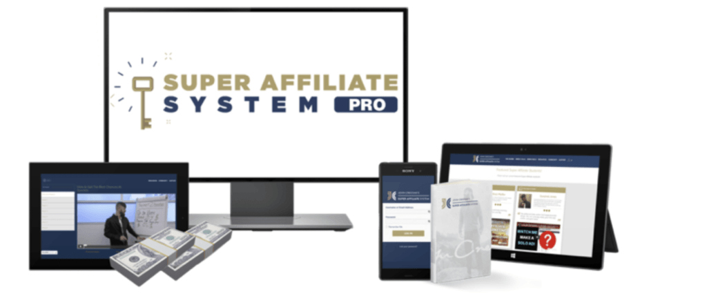 what is the super affiliate system