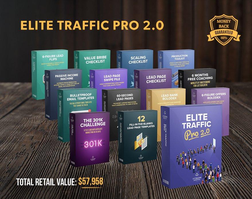 elite traffic pro course