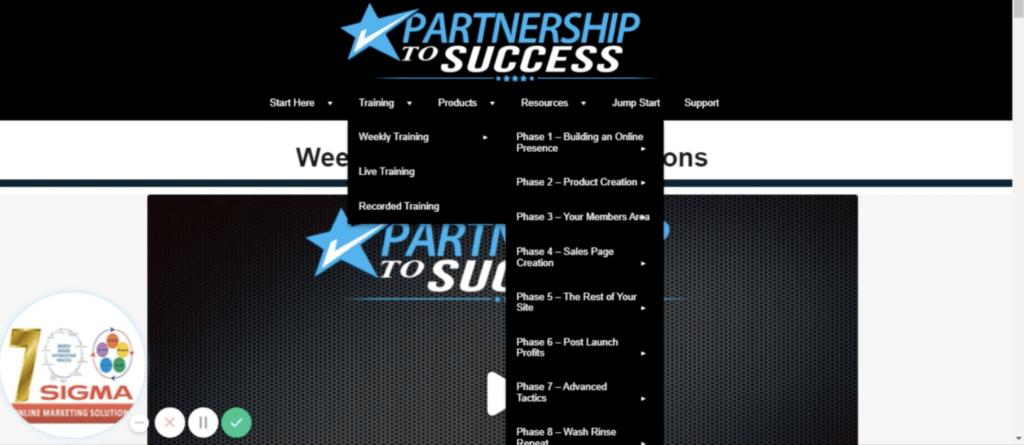 interfaceAn Insider Look at Partnership To Success
