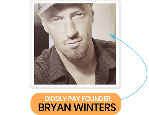Bryan Winters Owner Diddly pay Pro