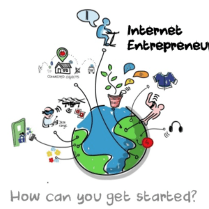 Internet enrtrepreneur