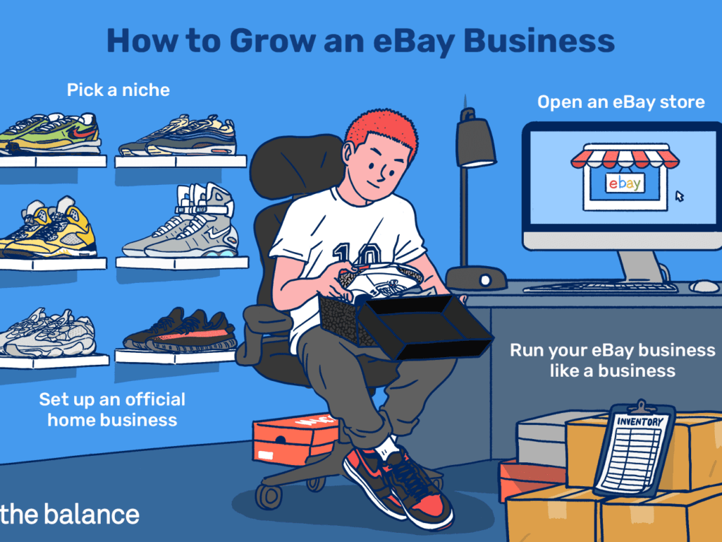 how to grow business on ebay official site