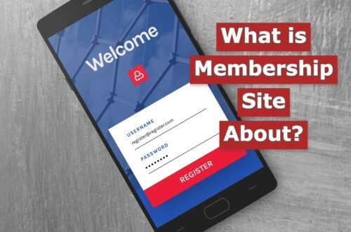 what is membership site about?