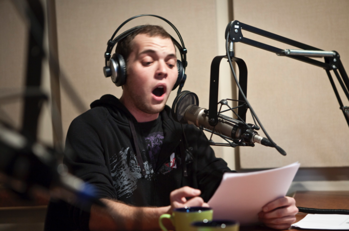 what is voice over training