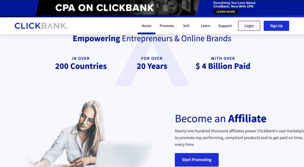 Inside Clickbank