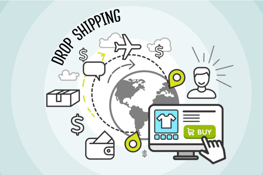 what is dropshipping about and does it work