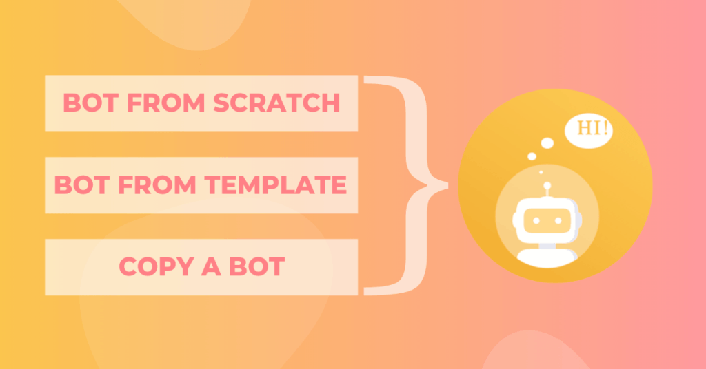 how to build an chatbot